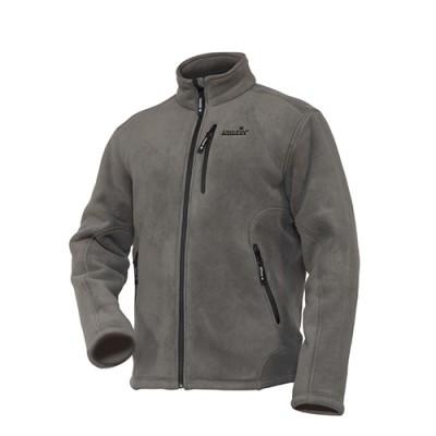 Куртка флисовая Norfin North Gray